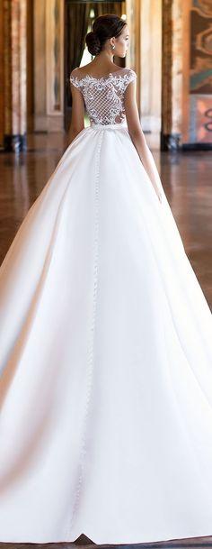 Wedding Dress by Milla Nova White Desire 2017 Bridal Collection - Kara