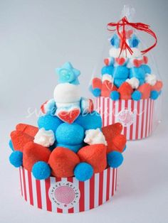 Tartita Pequeña Circo | Sweet Design