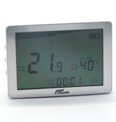 Caldera de gas termostato programable de 3 hilos para pilas (HS-B709BP)