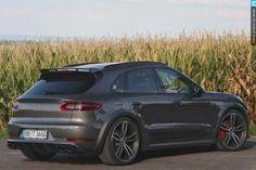 Tuningcars: 2015 TechArt Porsche Macan Turbo School Daze
