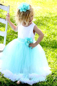 Oooh flower girl idea. Love the silhouette, I just need to make it more modern.