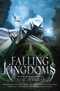 """A New York Times bestselling fantasy with over 1,300 five-star ratings on Goodreads! Three kingdoms teeter on the verge of collapse, and only one will emerge triumphant. But no matter who wins, four lives will be changed forever… """"Tantalizing"""" (Booklist)"""