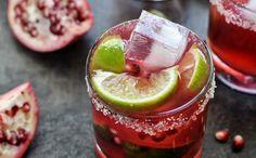 Whip up this pomegranate margarita STAT.