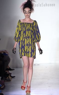 S/S 2012 Collection Indian Summer by Ivana Helsinki, Paola Suhonen Indian Summer, Helsinki, Finland, Passion For Fashion, Must Haves, Pattern Design, Heaven, Design Inspiration, Summer Dresses