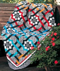 Get involved in this quilting tutorial as Marianne Fons and Mary Fons give you a private quilting lesson! This lesson will help any quilter reinforce or build a strong foundation in the quilting basics.