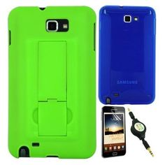 Bloutina Premium Skque Green Hard Case with Stand + Blue TPU Gel Case Cover + Clear Screen Protecto + Black retract 3.5mm... Real Review - http://www.thefullreview.com/bloutina-premium-skque-green-hard-case-with-stand-blue-tpu-gel-case-cover-clear-screen-protecto-black-retract-3-5mm-real-review/