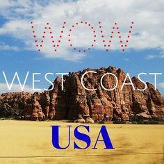 Mijn westkust Amerika rondreis in foto's