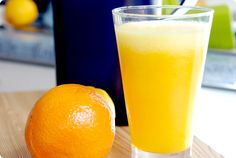Zumo integral de naranja
