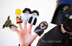 16 Star Wars Crafts That Are Out Of This World | diycandy.com