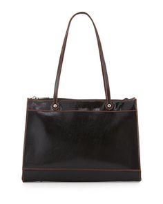 49769ba86a1a Estella Leather Satchel Bag
