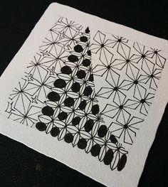 Zentangle Pattern of the Week - Bales