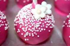 Hot Pink Cake Pop #LifePlay #BLU #HotPink