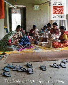 Fair Trade support capacity building.