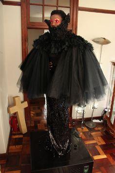 South African designer David Tlale. Pre Summer 2011. Africa Fashion, African Design, Ever After, Tulle, David, Victorian, Skirts, Summer, Inspiration