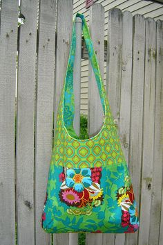 Mail Sack by FashionedbyMeg, via Flickr