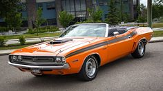 1971 Dodge Challenger Convertible 472 CI Hemi, Power Top presented as lot F163 at Monterey, CA 2015 - image1