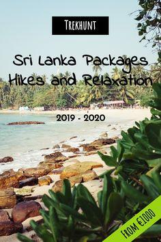 Trekhunt: Hiking, Biking, Climbing And More Anywhere In The World Adventure Activities, Adventure Tours, Paragliding, Mountaineering, Rock Climbing, Tour Guide, Rafting, Sri Lanka, Mountain Biking