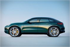 The wife said find something compact with 4 doors and AWD.....done. The new Porsche Macan