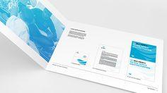 Company style and brand guide #branding #identity #sea #nautical #design #styleguide