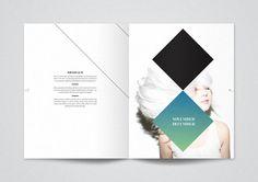 White Blackout Magazine // Editorial Design