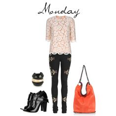 Monday, created by cookiek.polyvore.com