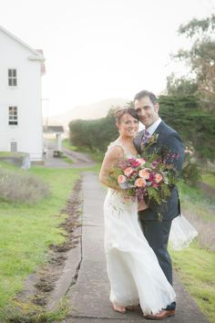 Headlands Center for the Arts Wedding | Lori Paladino Photography  Read more - http://www.stylemepretty.com/2013/05/21/sausalito-wedding-from-lori-paladino-photography/
