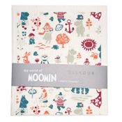 Moomin Miffle Dish Cloth, set of 2 - Huset-Shop.com | Your House For