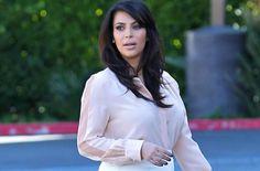 Kim Kardashian Sticks to Healthy Diet During Pregnancy