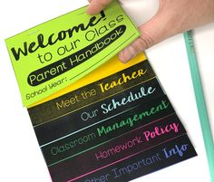 Back to School Series: 10 Ways to Make Your Open House a Hit! — THE CLASSROOM NOOK
