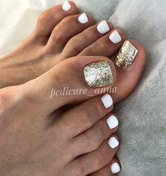 Shellac Toes, Glitter Toe Nails, Fall Toe Nails, Pretty Toe Nails, Cute Toe Nails, Summer Toe Nails, Feet Nails, Black Gel Nails, Cute Toes