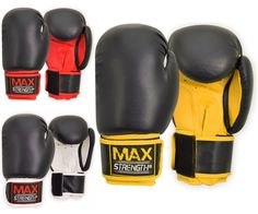 New Range of Boxing Gloves