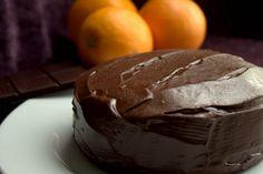 Pastel de Chocolate y Naranja Thermomix