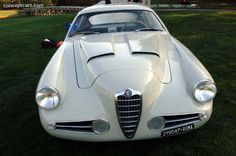 1955 Alfa Romeo 1900 SS Images, Information and History (Super Sprint, 1900SS) | Conceptcarz.com
