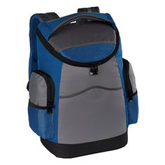 Camping Coolers - Ultimate Backpack Cooler  Royal >>> You can get more details by clicking on the image.