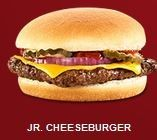 The Jr. Cheeseburger contains almost half the calories of that salad and less total fat, so next time you find yourself opting for a quick bite, remember that you are at a fast food restaurant and there is no way of eating a low-calorie meal with virtually no controversial ingredients if you want to satisfy your hunger. Don't try to be healthy. Just get what appeals to you.