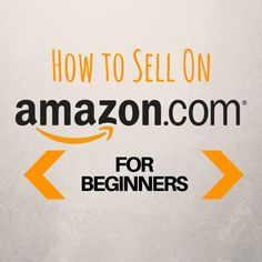 How To Sell On Amazon For Beginners - Complete Guide  Have a look at even more by clicking the picture