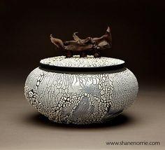 Shane Norrie Pottery.