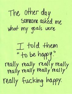 really really really