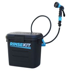 AvidMax - RinseKit Portable Shower, $89.95 (http://www.avidmax.com/rinsekit-portable-shower/) #outdoors #outdoorgear #flyfishing #flytying @avidmax