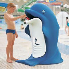 Splash™ Animal Shaped Litter Bin.