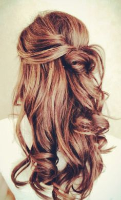 Hazelnut brown Related posts: Ash Toned Blonde Balayage For A Gorgeous Hair Transformation – braids + short hair cut Long Wavy Blonde Shag With Bangs 67 Beautiful Hair Color Ideas – The Best Exuding Highlights … Elegant Wedding Hair, Wedding Hair And Makeup, Hair Makeup, Trendy Wedding, Wedding Ideas, Perfect Wedding, Makeup Hairstyle, Wedding Nails, Elegant Updo