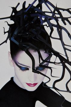 art direction and photography : Serge Lutens