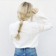 Major plait envy! #asosXCovetMe #asos #covetme