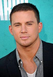 Channing Tatum -swear he looks like my  John :)