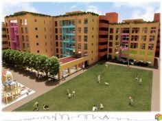 Lindavista, firma Legorreta, Desarrollo Mozaiko, estrena en Octubre - Departamentos en Venta en Colonia Residencial Zacatenco, Gustavo A. Madero, Distrito Federal  - rentasyventas.com