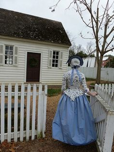 """A """"Threaded Bliss"""" Tutorial. Reproducing the Costume Close-up Jacket, 1775-1785: A Step-by-Step Guide Part Two (Blue chintz reproduction jacket) by Fashionable Frolick"""