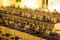 Wedding reception in a traditional Apulia Masseria in Valle d'Itria..