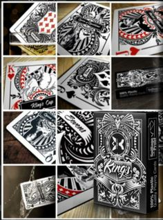 Kings Cup - Playing Cards