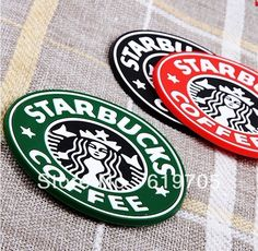 Free shipping Silicone  STARBUCKS cup mat coaster/ cup cushion Pad Coaster Home decoration Wedding Party Birthday favors on AliExpress.com. $23.40