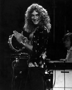 Robert Plant, Awwww this is one of the cutest pics of him!!!